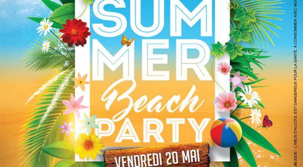 Summer Beach Party Sur Le Campus D'orsay !