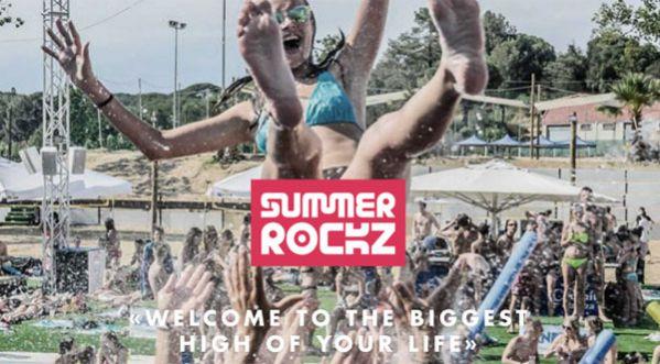 Découvrez Les Soirées Summer Rockz Cet été En Espagne