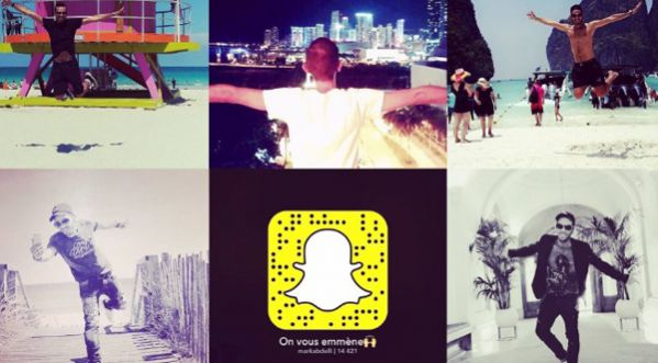 Une télé-réalité débarque bientôt sur Snapchat !