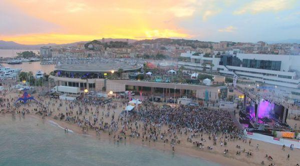 Les Plages Électroniques Font De Cannes La Destination électro Numéro 1 !