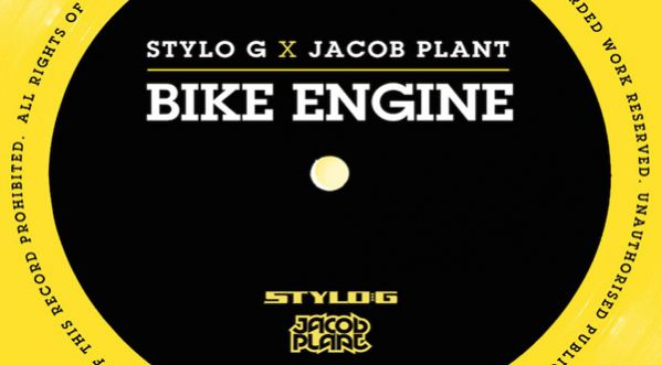 "Jacob Plant collaborates with reggae artist Stylo G on ""Bike Engine"""