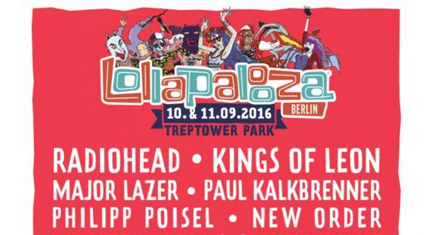 Pass Pour Le Lollapalooza Night Club à 17.60 € !!!