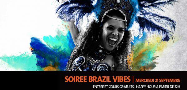 Hard Rock Cafe Paris Met Le Brésil à L'honneur!