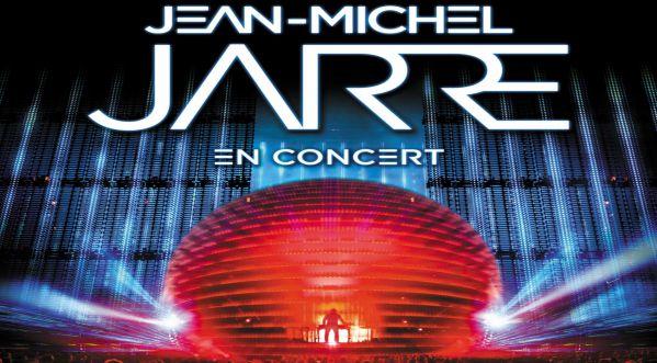 Jean-Michel Jarre finit sa tournée 2016 à Paris dans News officielles