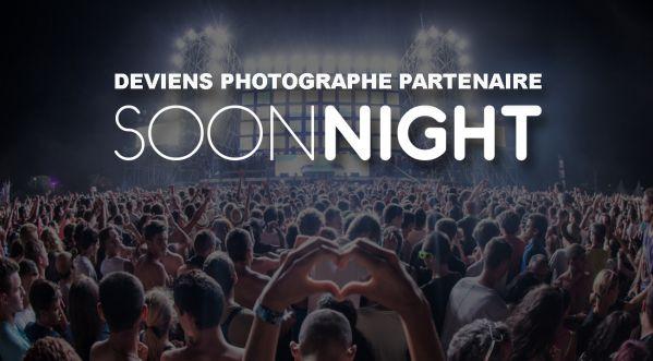Deviens Photographe Partenaire de SoonNight en Alsace