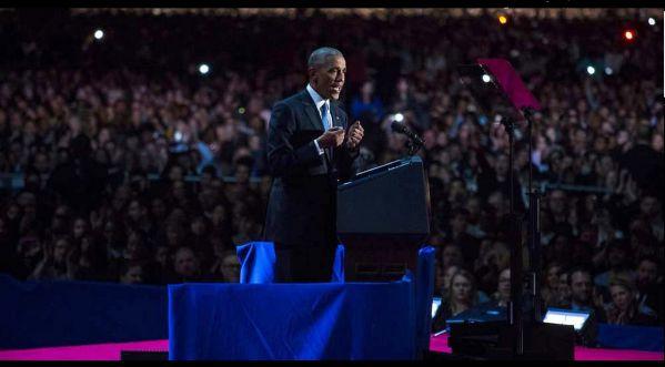 Barack Obama: Son discours d'adieux bouleverse Chicago et le monde entier!