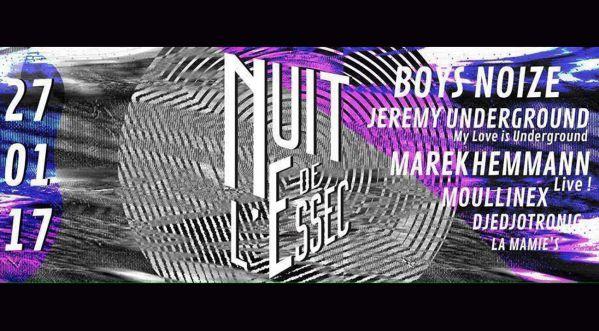 Nuit Essec, l'événement à ne pa louper ce vendredi 27/01 !