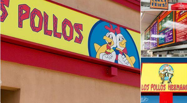 Le Fast Food De Breaking Bad Vient D'ouvrir Aux États-unis !!!