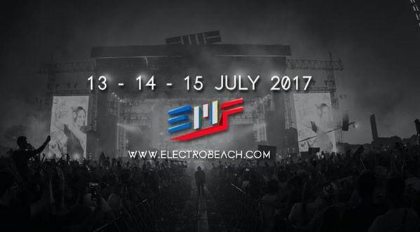 Electrobeach 2017, La Programmation Dévoilée !