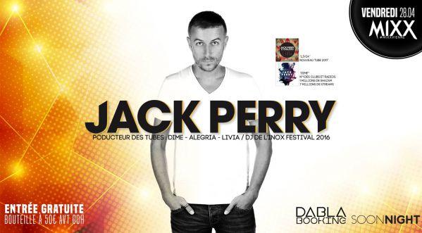 Jack Perry Au Mixx Près De Vienne | EntrÉe Gratuite Pour Tous