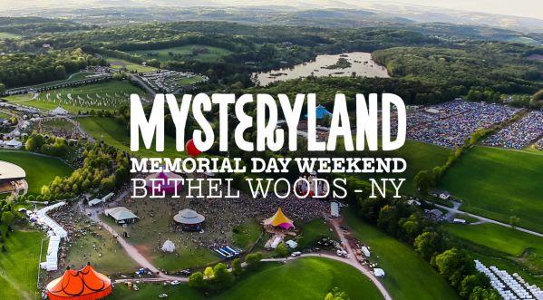 Le festival Mysteryland USA annulé
