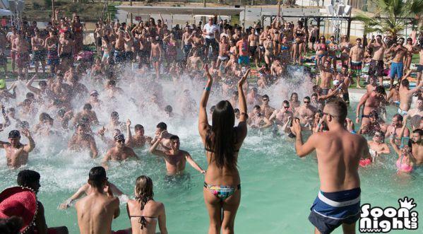 SoonNight vous invite à Lloret Del Mar, la destination clubbing de l'été avec Summer Rockz !