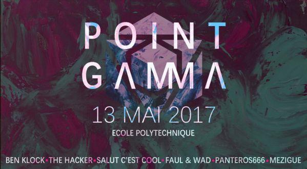 Gagne ta place pour la soirée Point Gamma, la plus grosse soirée étudiante de France