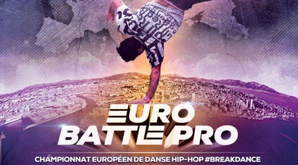 Gagne Tes Places Pour L'euro Battle Pro
