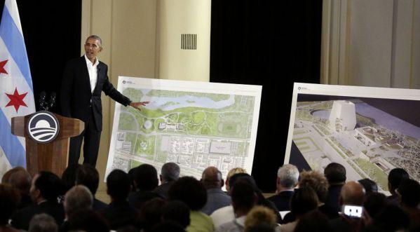 Barack Obama va créer son propre studio d'enregistrement à Chicago