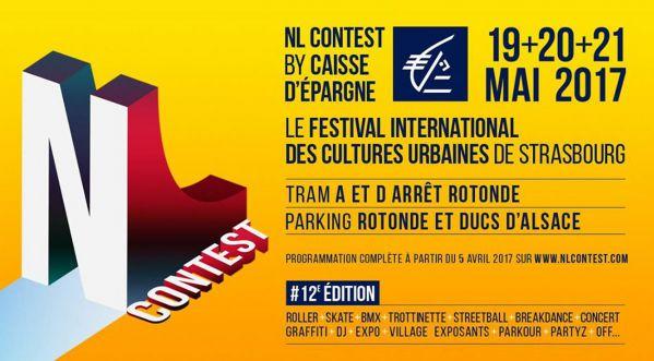 Nl Contest 2017 By Caisse D'epargne - 12ème édition