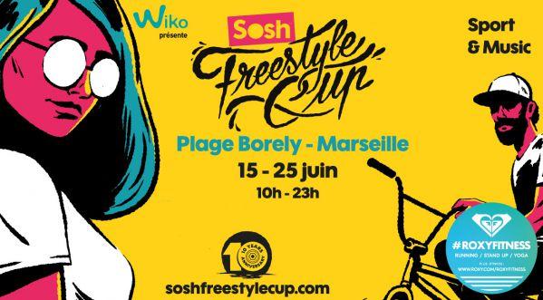 Sosh Freestyle Cup 2017 | Les 10 ans