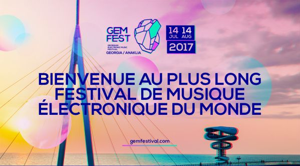 Le GEM FEST - Festival le plus long du monde !