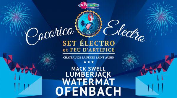 Cocorico Electro Festival - 1ère Edition le samedi 14 juillet 2017