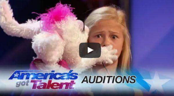 Darci Lynne, 12 Ans Et Un Talent Indéniable