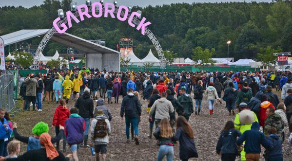 Les Photos Du Garorock Festival 2017