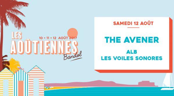 Les Aoûtiennes : Gagne Tes Places Et Assiste Au Set De The Avener Le 12 Août Au Stade André Deferrari à Bandol