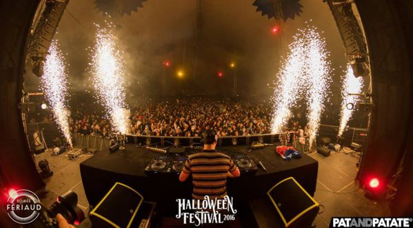 L'halloween Festival 2017 Revient Le Mardi 31 Octobre !