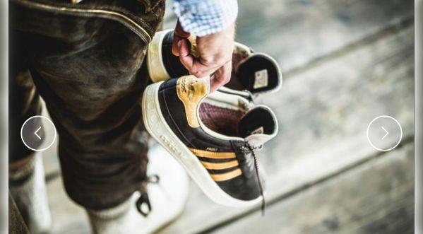Adidas sort une basket résistant au vomit et à la bière pour l'Oktoberfest