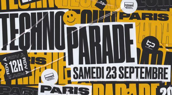 La Techno Parade fait son retour le samedi 23 septembre