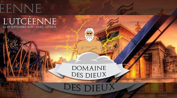 UTCéenne 2017 au Parc Asterix le 29 Septembre 2017
