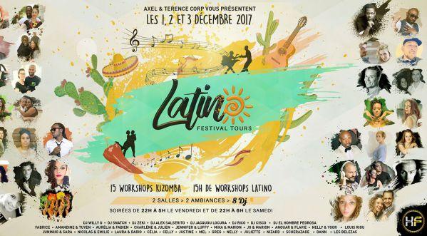 Le Latino festival Tour revient pour une deuxieme édition de folie !