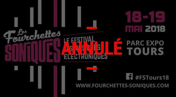 Le monde de la nuit en péril? Encore un festival annulé !!!