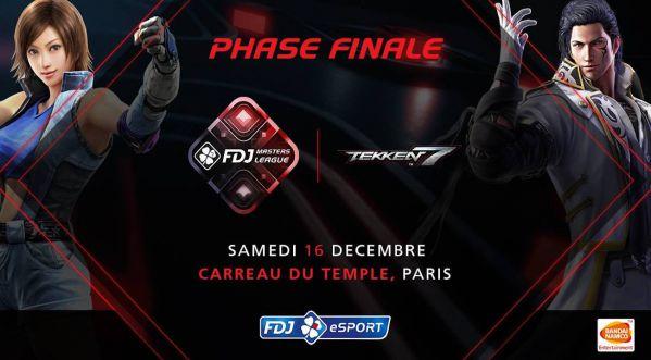 Fdj Esport Organise Un événement Gratuit Le 16 Décembre à Paris Dédiée Aux Jeux De Combat