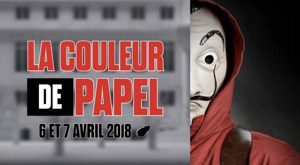 La Casa De Papel, un Escape Game à Toulouse