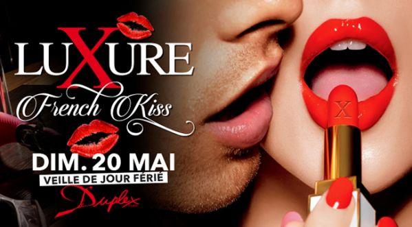 Luxure French Kiss Ce Dimanche Au Duplex