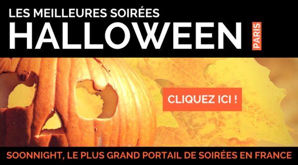 Soirée Halloween Paris | Halloween 2018 Paris