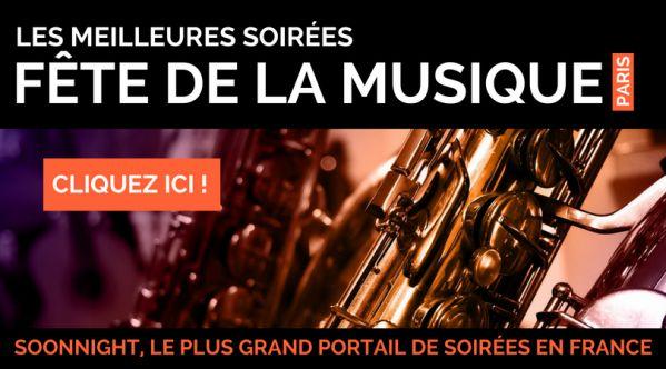 Fête de la Musique / Top soirées fête de la musique à Paris