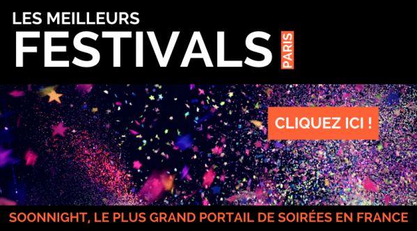 festivals paris 2018