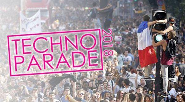 La Technoparade Fête Ses 20 Ans Cette Année !