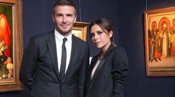 Les Beckham fêtent leur anniversaire de mariage à Paris