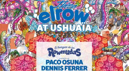 Elrow Débarque à Ibiza Le 22 Août !