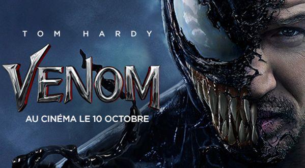 La deuxième bande-annonce du film sur VENOM est juste féroce