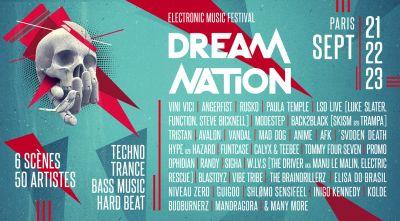 Gagnez Vos Places Pour Le Dream Nation Festival Avec Soonnight