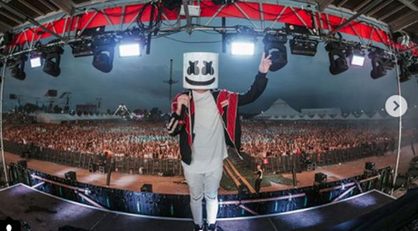 Biographie : Marshmello