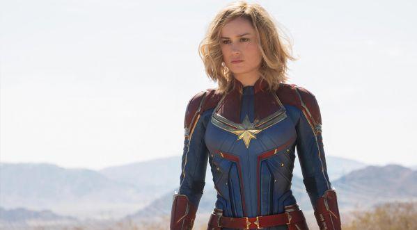 Les Premières Images De Captain Marvel Enfin Dévoilées