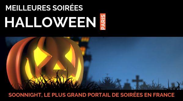 Halloween Paris : Les Meilleures Soirées De La Capitale