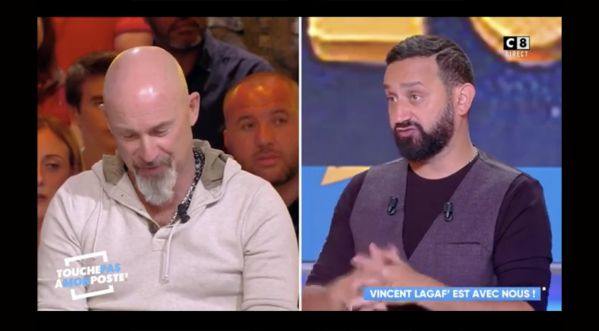 Vincent Lagaf' : Critiqué par les fans de C8, il prend une grande décision !