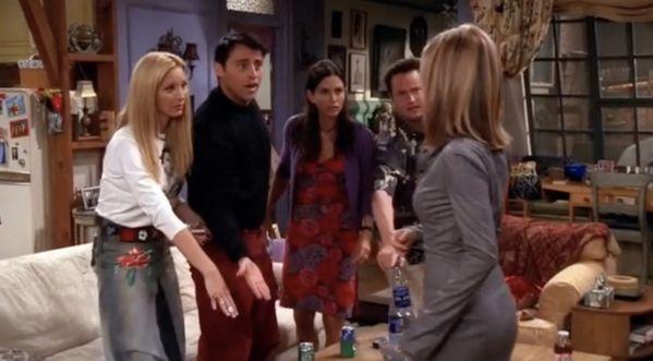 Friends : Bientôt la disparition de la série sur Netflix ?