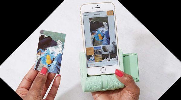 Nous avons testé Prynt, l'accessoire pour imprimer ses photos depuis son téléphone !