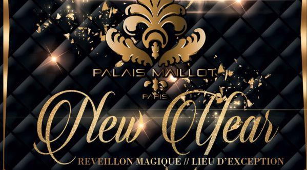Nouvel An 2019 : Ce qui vous attend au Palais Maillot